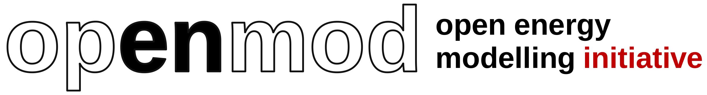 Logo openmod Initiative